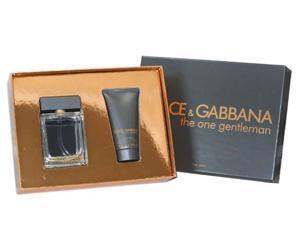 Dolce Gabbana The One Gentleman 2 Piece Set