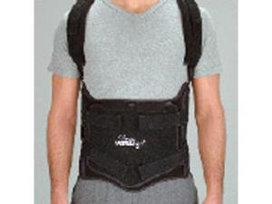 Back Support, Ultralign + TLSO Non-Tapered, M, 25º
