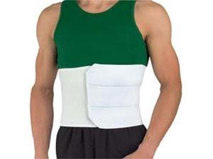 9 3-Panel Abdominal Binder, Waist 30 - 45 (the product is extra tight)
