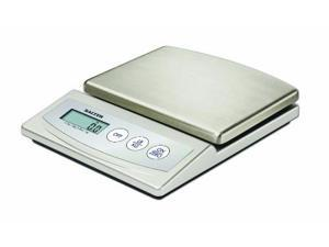 Salter Electronic Scale with Stainless Steel Top - 11 pound