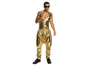 MC Hammer Pants - Gold