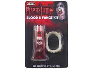 Blood and Fang Kit by Paper Magic Group 6515100