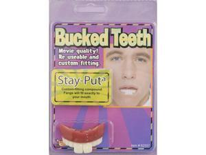Halloween Fake Teeth - Buck Teeth