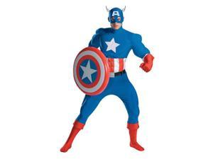 Captain America Ultimate Adult Halloween Costume 42-46