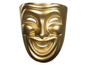 Drama Mask Gold - Comedy