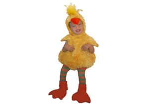 Baby Ducky Costume