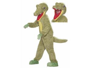 Plush Crocodile Costume