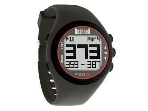 Bushnell Neo-XS Watch Charcoal/Orange