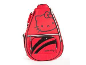 Hello Kitty Sports Premier Collection Tennis Backpack - Red