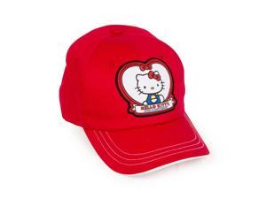 Hello Kitty 40th Anniversary Jr. Hat - Red