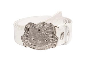 "Hello Kitty Premier Collection Character Golf Belt - White - Medium (34"")"