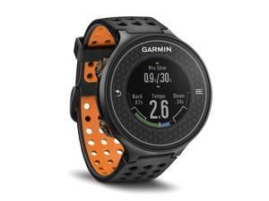 Garmin Approach S6 GPS Golf Watch Black/Orange 010-01195-02