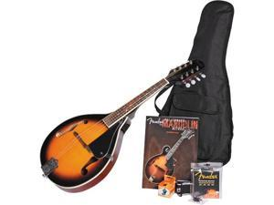 A complete package with everything you need to start playing mandolin today!