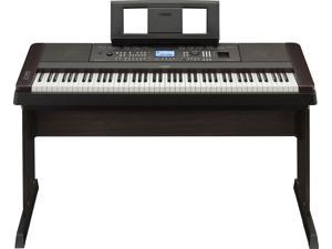 Yamaha DGX-650 88-Key Graded Hammer Action Digital Piano