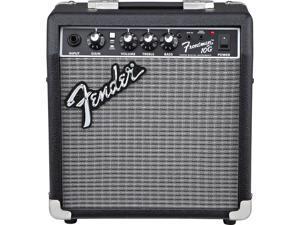 Fender Frontman 10G 10-Watt 1x6 Combo Guitar Amplifier, Black
