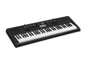 Casio CTK2400 61-Key Personal Keyboard with Built-In Microphone