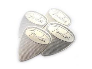 Fend Steel Pick 4 Pk Medium