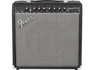 Fender Champion 40 40-Watt 1x12 Combo Electric Guitar Amplifier, Black