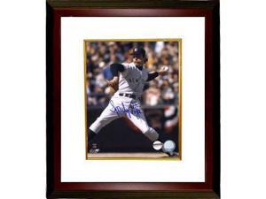 Sparky Lyle signed New York Yankees 8x10 Photo Custom Framed