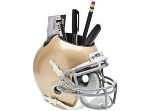 Notre Dame Fighting Irish NCAA Football Schutt Mini Helmet Desk Caddy