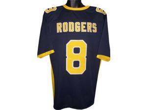 Aaron Rodgers California Bears unsigned Navy TB Custom Jersey XL