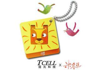 TCELL x Mig Said Lion 8GB USB Flash Drive