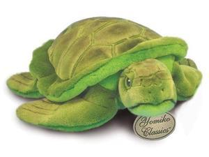 "Russ Berrie Yomiko 14"" Plush SEA TURTLE"