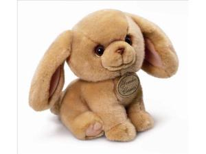 "Russ Berrie Yomikoborns 8.5"" Plush Light Brown BUNNY Rabbit"