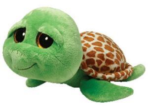 Ty Zippy the Large Green Turtle Beanie Baby Boos Boo's