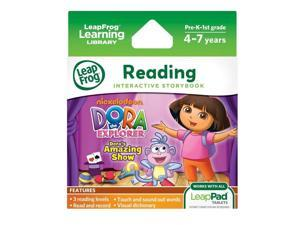 LeapFrog LeapPad DORA'S AMAZING SHOW Ultra eBook (for all LeapPad tablets)