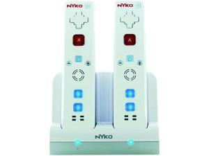 NYKO Charge Station for Wii (Black)
