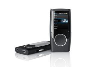 "Coby 1.44"" Black 4GB MP3 / MP4 Player MP601"