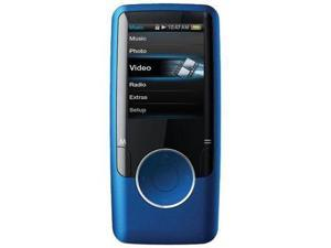 "Coby 1.8"" Blue 4GB Video MP3 Player MP620"