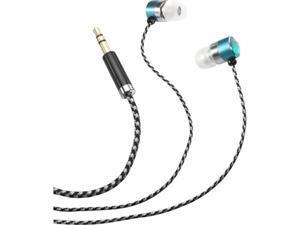 Altec Lansing Bliss Platinum MZX736MIC Women's Headphones with Mic - Aqua