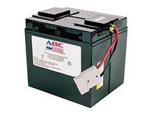 ABC RBC7 Abc replacement battery cartridge #7 for apc systems