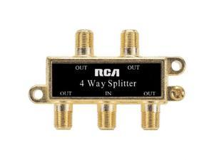 RCA VH49N Rca 4-way deluxe signal splitter