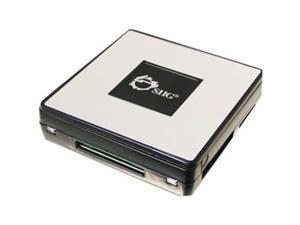 Siig JU-MR0B12-S1 Usb multi card reader