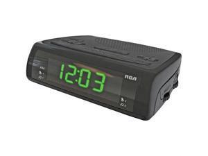 RCA RC105 Rca dual alarm clock am/fm radio