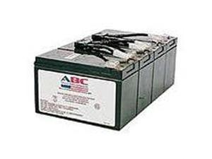 ABC RBC8 Abc replacement battery cartridge #8 for apc systems