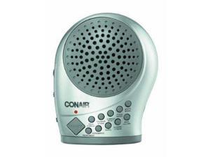 Conair SU12 Silver sound machine w night
