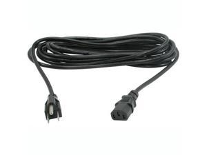CABLESTOGO 9482 Cablestogo 9482 universal 18-gauge power cord, 15 ft