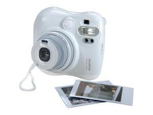 Fujifilm Instax Mini 25 Instant Film Camera White 15953812