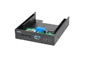 Siig JU-MR0911-S1 Usb 3 0 mini card reader