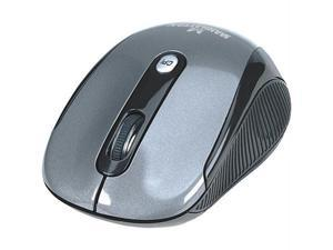 Manhattan 177795 Manhattan performance wireless optical mouse - black/silver