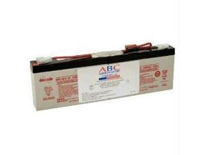 ABC RBC18 Abc american battery company rbc18 replacement battery