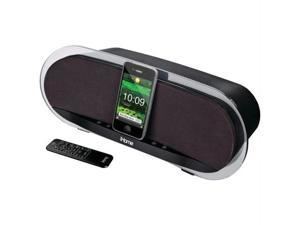 IHOME IP3BZC Ihome ip3bzc iphone(r)/ipod(r) speaker system with remote