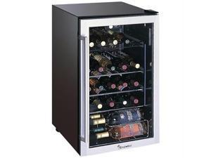 MAGIC CHEF MCWC30SV Magic chef mcwc30sv 30-bottle wine cooler