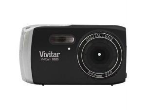 VIVITAR VX020-BLACK-SOL Vivitar vx020-black-sol 10 1 megapixel vx020 digital camera (black)
