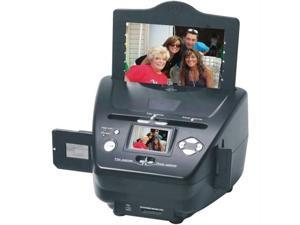 COBRA DIGITAL DPS-1200 Cobra digital dps-1200 tri-image scanner with lcd display
