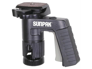 SUNPAK 620-PISTOLGRPQR Sunpak 620-pistolgrpqr pistol grip ball head with quick release